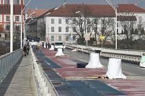 Oprava Tyršova mostu, 9.11.2015