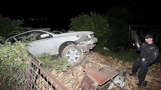 Nehoda u Jenčic