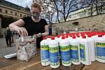 Distribuce a prodej dezinfekce v Litoměřicích