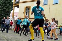 Mezinárodní den tance v ZUŠ Litoměřice