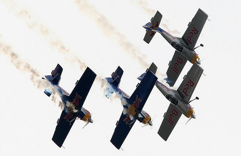 Memorial Air Show v Roudnici.