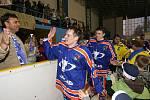 HC Stadion Litoměřice - HC Bobři Valašské Meziříčí - rozhodující zápas kvalifikace o 1. ligu.