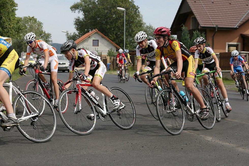 DOMÁCÍ ŠAMPIONÁT mládežnických kategorií skončil o víkendu v Chudoslavicích.
