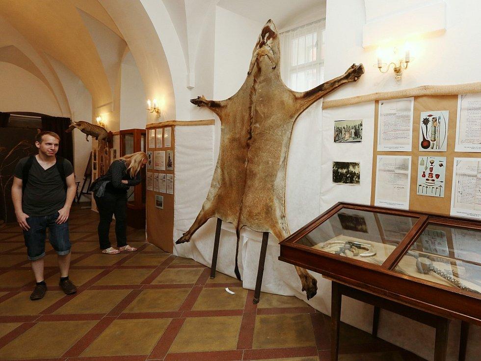 Libochovický zámek výstavou představuje posledního majitele, hraběte Johanna Josefa Herberstiena