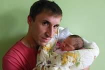 Monice Novotné a Františku Červenému z Libochovic se 2.7. v 17.30h narodila dcera Nela Červená (48cm, 3,18kg).