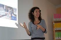 Přednášející Anna Babanová