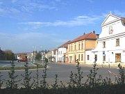 Starosta Budyně nad Ohří Petr Medáček.