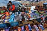 Prodej pyrotechniky v Lovosicích