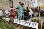 1.máj si připomněli v obci Rýdeč