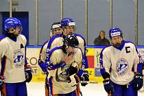 Mladší dorost HC Stadion Litoměřice doma vysoko vyhrál.