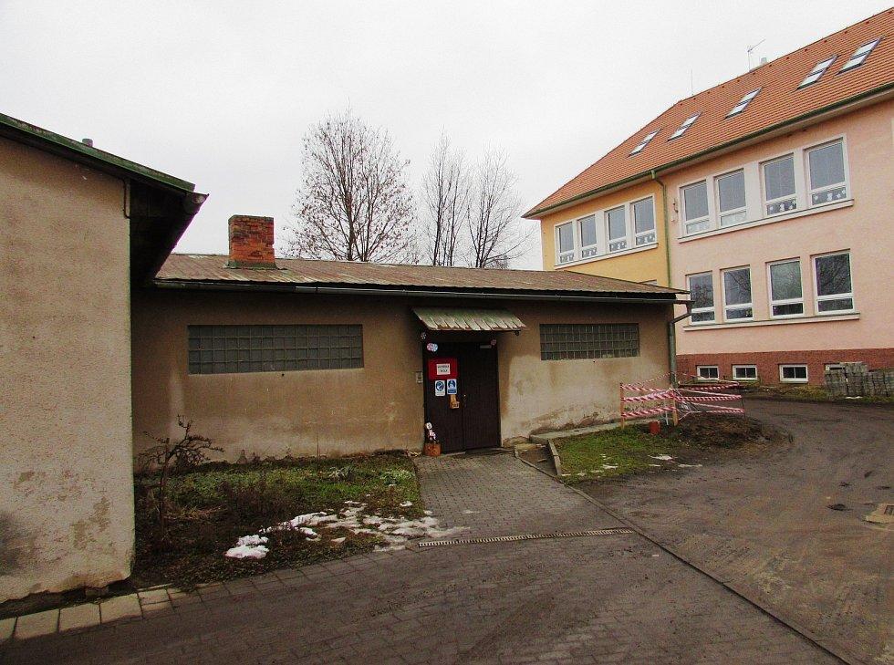 Současná budova školky, postavená za socialismu v takzvané akci Z, už nesplňuje dnešní nároky.