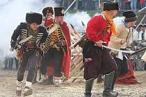 Josefínské slavnosti 2011 - sobotní bitva