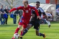 Česko 17 - Belgie 17 v Brozanech