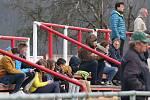 Fotbalový zápas Brozany a Ústí nad Orlicí, ČFL 2018/2019