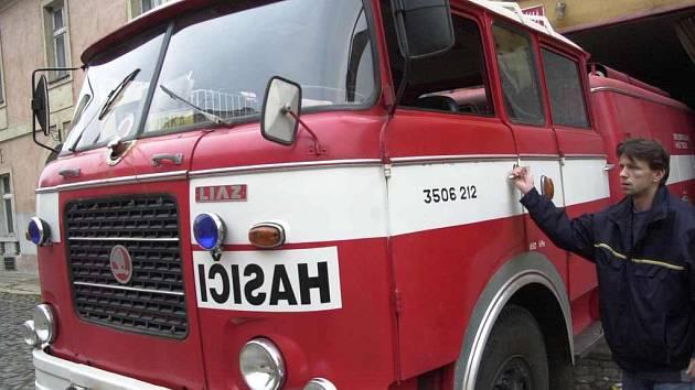 Vyjedou znovu terezínští hasiči?