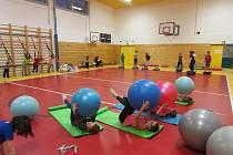 Zdravé cvičení pro děti a dospělé