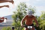 tradiční Hazmburský triatlon 2017