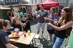 Pivní slavnosti v Litoměřicích.