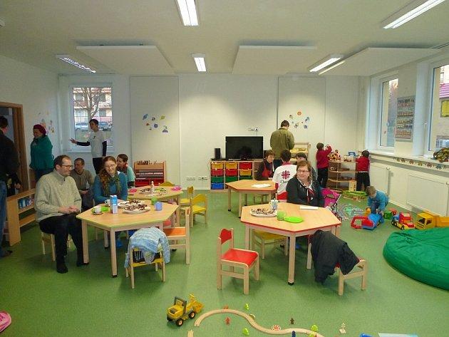 Novou církevní školku otevřeli v Litoměřicích