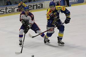 Hokejisté Litoměřic porazili poprvé v této sezóně Přerov.