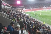 SK Slavia Praha - FK Litoměřicko.