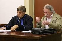 Soud s Lubomírem Studničkou.