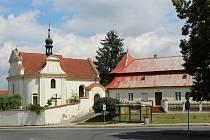 Obec Bechlín.