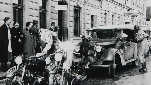 Třebenice, 15.3.1939