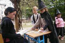 Čarodějnice na ZŠ Na Valech