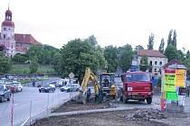 Současná situace v Roudnici.