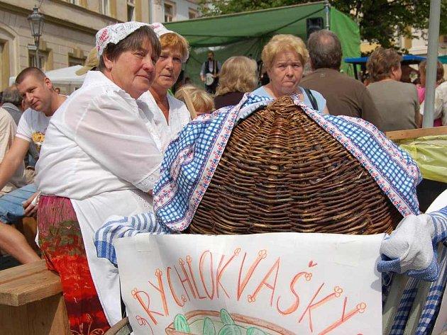 Jarmark v Úštěku.