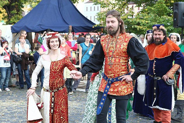 Vinobraní Litoměřice - den první - pátek 24. září 2010.