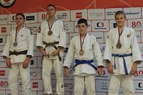 Jan Svoboda skončil v Brně na druhém místě.