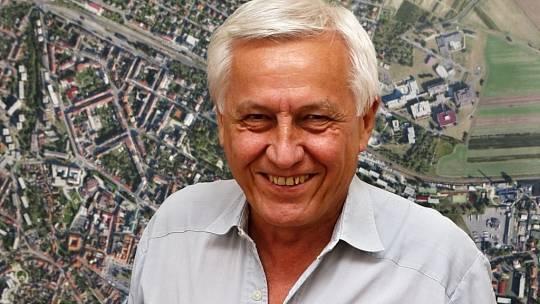 Jan Mužík je městským architektem Litoměřic už od roku 1992. Kromě toho vyučuje i na ČVUT.