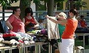 Charitativní módní přehlídka v Litoměřicích