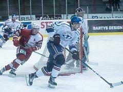 Hokejisté Stadionu podlehli na Slavii 3:0.