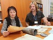 V Keblicích našli poklad z 18. století