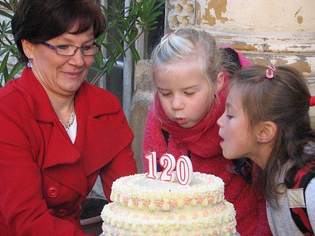Úštěcká Klárka slaví 120. narozeniny