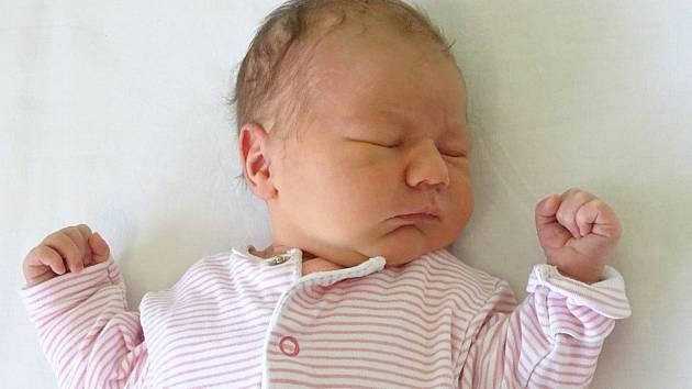 Lucie Rosová se narodila Miroslavě a Pavlu Rosovým z Českých Kopist 25.3. v 17.27 hodin v Litoměřicích (51 cm a 3,33 kg).