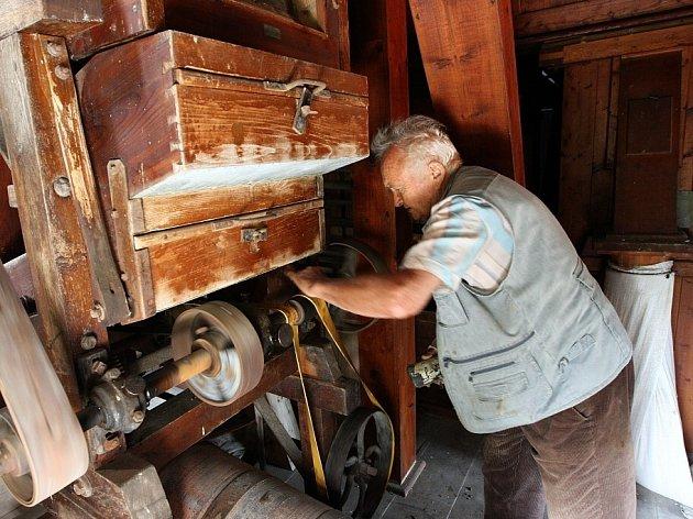 Lucký mlýn v Chodovlicích