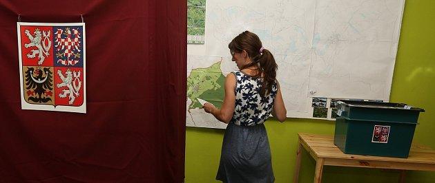 VOLBY na Hlinné měli slušnou účast 72% voličů.