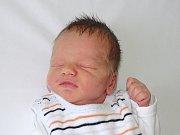 Adam Kučera se narodil Iloně Krognerové a Martinu Kučerovi ze Sulejovic 2.4. v 5.49 hodin v Litoměřicích (3,67 kg a 53 cm).