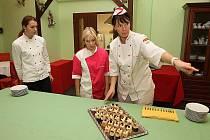 Školáci se učili na cukráře...