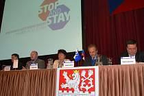 Konference Stop and Stay v Litoměřicích.