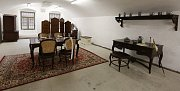 Dělostřelecká kasárna v pevnostním městě Terezín obsadilo nové muzeum Františka Josefa I.