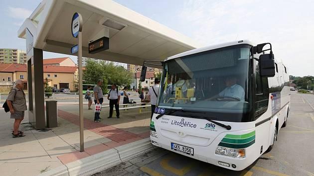 Městská hromadná doprava v Litoměřicích