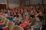 Knihovna K. H. Máchy připravila pro žáky prvních tříd ZŠ vyhodnocení projektu Už jsem čtenářem.