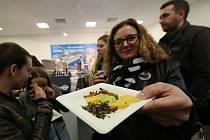 7. ročník Gastro Food Festu proběhl o víkendu na litoměřickém výstavišti Zahrada Čech.