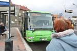 Lovosice se dočkaly nového autobusového nádraží.