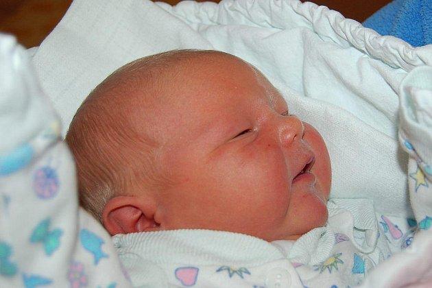 Michaele Velecké a Zdeňku Husákovi z Terezína se v litoměřické porodnici 7. února ve 21.27 hodin narodila dcera Eliška. Měřila 50 cm a vážila 3,35 kg. Blahopřejeme!